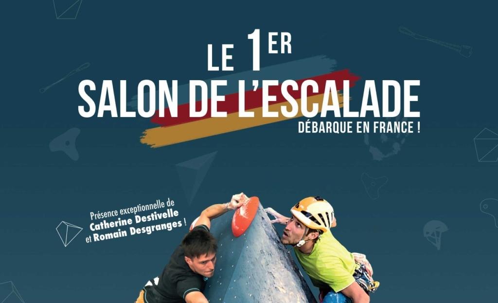 Salon de l'Escalade 16-17 novembre