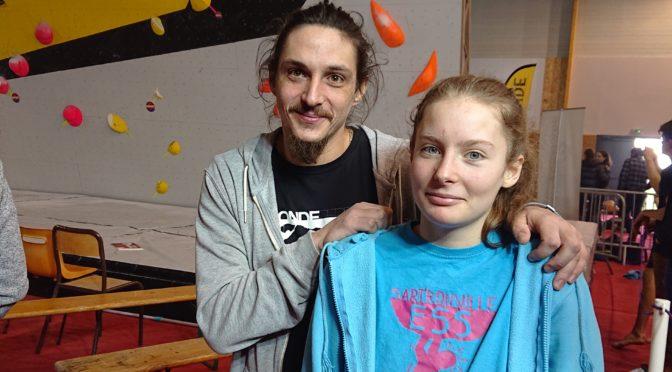 Championnat de france de bloc jeunes