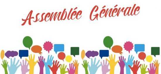 assemblée générale e.s.s ESCALADE 2020