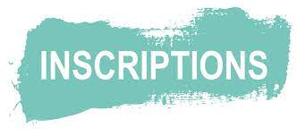Réinscriptions/inscriptions